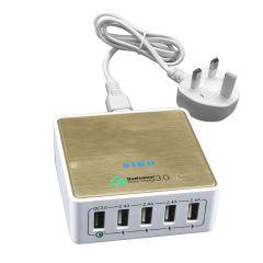 SIDO QC-S90 QC3.0 USB智能充電器