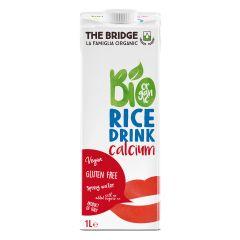 The Bridge - Bio Rice Drink Natural + Calcium  RM-BN-C1000