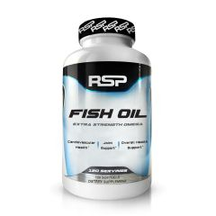 RSP Fish Oil Extra Strength Omega