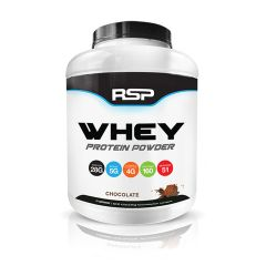 RSP Whey Protein Powder 4.6lbs - Chocolate RSPWPPBPCHO46LBS