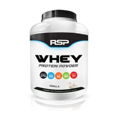 RSP Whey Protein Powder 4.6lbs - Vanilla RSPWPPBPVAN46LBS