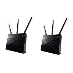 ASUS RT-AC67U (Dual Pack) 雙頻 Wireless-AC1900 Gigabit 無線路由器