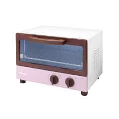 Rasonic RTN-K12/P 多士焗爐 (12升) 粉紅色 RTN-K12P_Pink