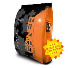 Rivalus Clean Gainer 12.00lbs - Chocolate Fudge RVLCGMGPCHOF12LBS