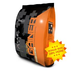 Rivalus Clean Gainer 12.00lbs - Creamy Vanilla RVLCGMGPCVAN12LBS