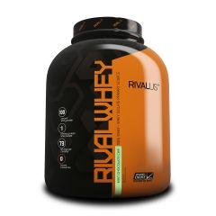 Rivalus RivalWhey 5lbs - Mint Chocolate Chip RVLRWYBPMCHOC5LBS