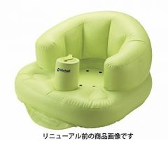Richell - 嬰兒充氣座椅 (綠色)