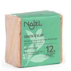 Najel 12% Bay Laurel Oil Aleppo Soap SAV73NJ-8