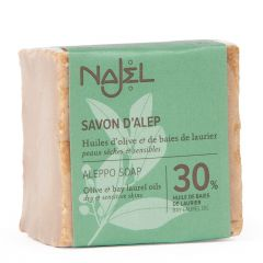 Najel 30% Bay Laurel Oil Aleppo Soap SAV74NJ-8