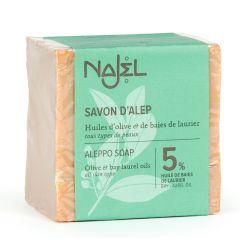 Najel 5% Bay Laurel Oil Aleppo Soap SAV75NJ-8