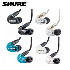 SHURE - SE215 Wireless Bluetooth with BT2 Cable se215