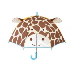 Skip Hop - Zoobrella Little Kid Umbrella - Giraffe SH235805