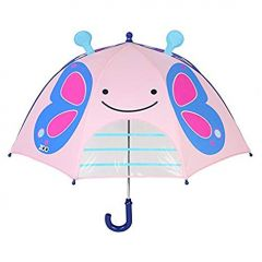 Skip Hop - Zoobrella Little Kid Umbrella - Butterfly SH235806