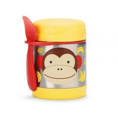 Skip Hop - Zoo Insulated Food Jar (Monkey) SH252376