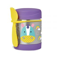 Skip Hop - Zoo Insulated Food Jar (Unicorn) SH252382