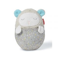 Skip Hop - Moonlight & Melodies Hug Me Projection Soother - Lamb SH307157