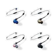 Shure 四單元專業級監聽隔音耳機 (附RMCE-BT2 藍牙5.0耳機線版) SE846 (4色) SHURE_SE846