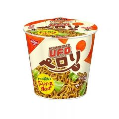 [ DIRECT FROM JP] U.F.O. Squid Sauce Fried Noodles 74g SKU_07792