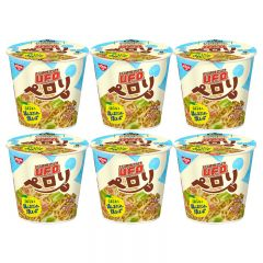 [ DIRECT FROM JP] U.F.O.Grapefruit and Chicken Fried Noodles 73g x 6cups SKU_07832_6