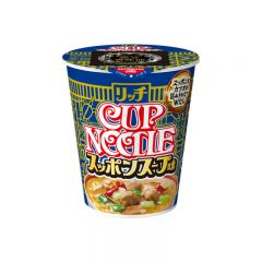 [ DIRECT FROM JP] Suppon Turtle soup flavor cup noodles 67g SKU_07904