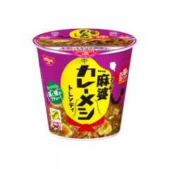 [ DIRECT FROM JP] Mapo Tofu Maya Curry Cup Rice 98g SKU_07905