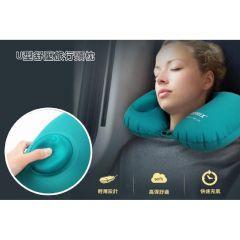 Romix U 型充氣旅行頸枕