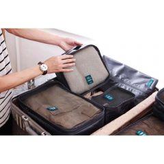 P.Travel 多用途旅行收納袋6件套裝