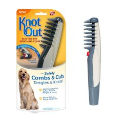 Knot  Out - Knot Out Electric Pet Grooming Comb SL20190630028