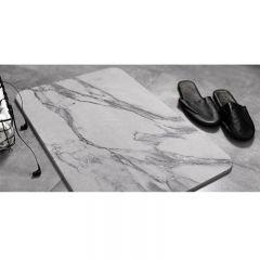 吉田家 - 時尚雲石紋硅藻土速乾消臭浴室地墊(40*30cm)