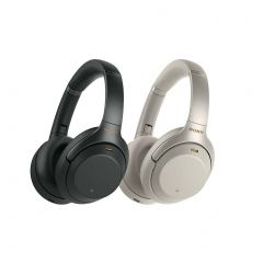 Sony WH-1000XM3 Wireless Noise Cancelling Headphones (2 colors) SONY_WH1000XM3