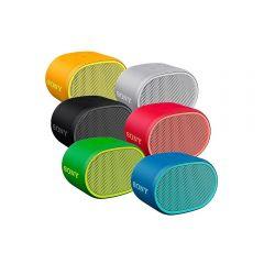 Sony SRS-XB01 EXTRA BASS Waterproof Bluetooth Speaker (6 colors) SONY_XB01