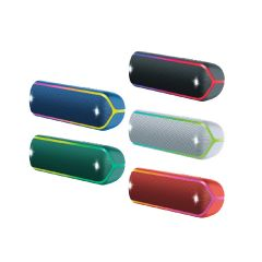 Sony SRS-XB32 EXTRA BASS Waterproof Bluetooth Speaker (5 colors) SONY_XB32