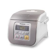 Panasonic - 鑽石迷你快思邏輯西施電飯煲 (0.5公升) (銀色) SR-CH051 SR-CH051_Silver