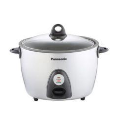 Panasonic - 防黏內鍋電飯煲 (1.8公升) (銀色) SR-G18FG SR-G18FG_Silver