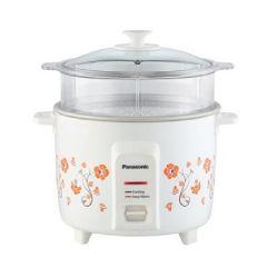 Panasonic - 鋁質內鍋電飯煲 (1.8公升) (白色) SR-Y18GS SR-Y18GS_White