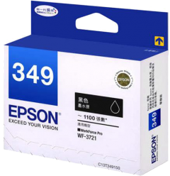 Epson T349 黑色墨水