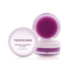 椰之品 - 冷壓特純椰子油潤唇膏 (紅桑莓味) TC03893