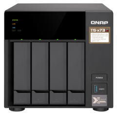 QNAP TS-473-4G 4-Bay 網路儲存設備(NAS)