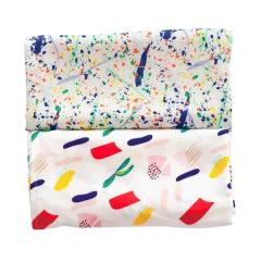 Tiny Twinkle - Swaddle Blanket 2pcs Set - Matisse/Pollock TT-1132