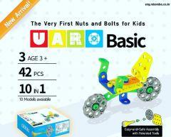 UARO 編碼機器人Basic (Age 3-5)