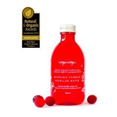 Uoga Uoga - 天然卸妝水 - 含蔓越莓提取物和透明質酸 250ml (118)