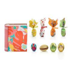 (電子換領券) Venchi - 春季書型巧克力蛋禮盒 Venchi_Egg_Box