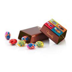 (電子換領券) Venchi - 焦糖榛子碎巧克力蛋鐵盒 Venchi_Mini_Egg