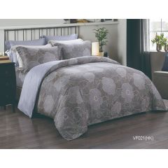 Casablanca Cotton SatIn Series bedding set VF021GBS