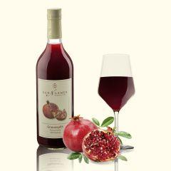 Van Nahmen -  Organic Pomegrante Juice VH5646
