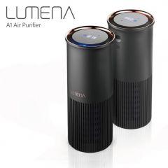 LUMENA A1 無缐空氣清淨機 (黑色)