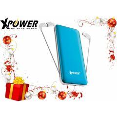 XPower PD10X Type C PD & QC Power Bank (Blue) XP-PD10X-BL