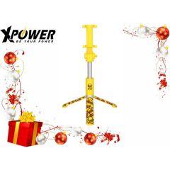 B.Duck x XPower W10三腳架藍牙多角度自拍杆 XP-W10-BDYE