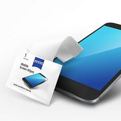 德國蔡司手機屏幕清潔濕紙巾 ( 60片/盒 )