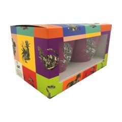 Faux - Zodiac Series二件裝水杯-鼠